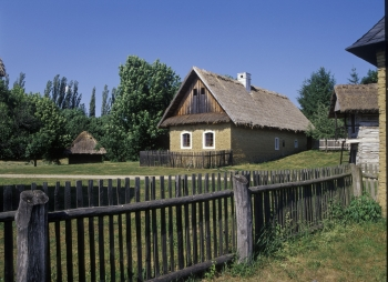 THE MUSEUM OF VILLAGE IN THE SOUTH-EAST MORAVIA IN STRÁŽNICE