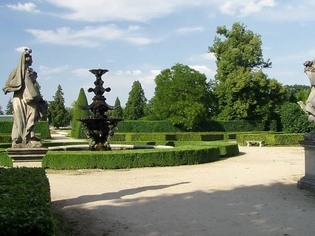 Chateau Park and Greenhouse
