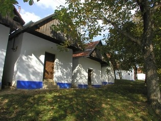 The Village preserve Vlčnov-Kojiny