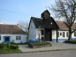 The monastery consecrated to Holy Martyr Gorazd