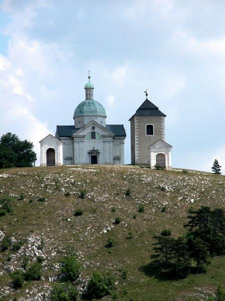 Pilgrim Church of St. Sebastian
