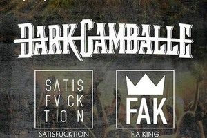 Dark Gamballe – F.A.King – Satisfucktion