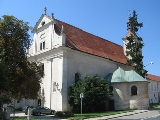 The Church of St. John the Baptist